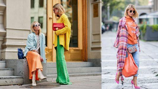Fashion Colour Report! Αυτά τα χρώματα είναι της μόδας το 2019!