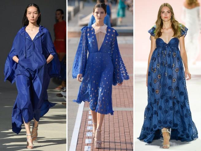 Pantone Classic Blue corriere
