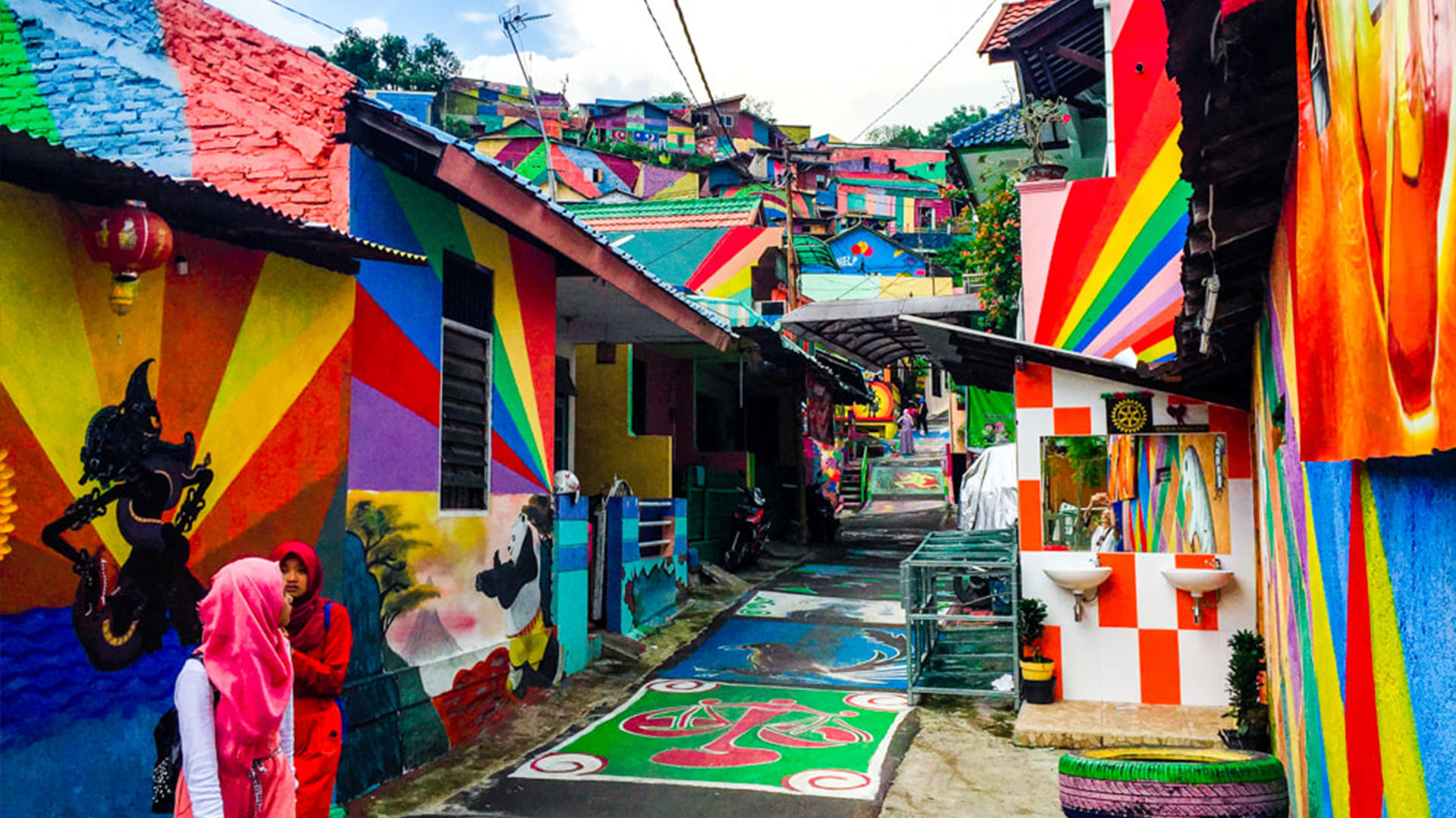 Kampung Pelang2